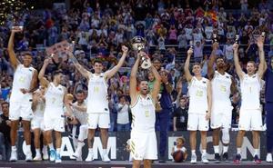 El Real Madrid revalida la Supercopa ante el Barça