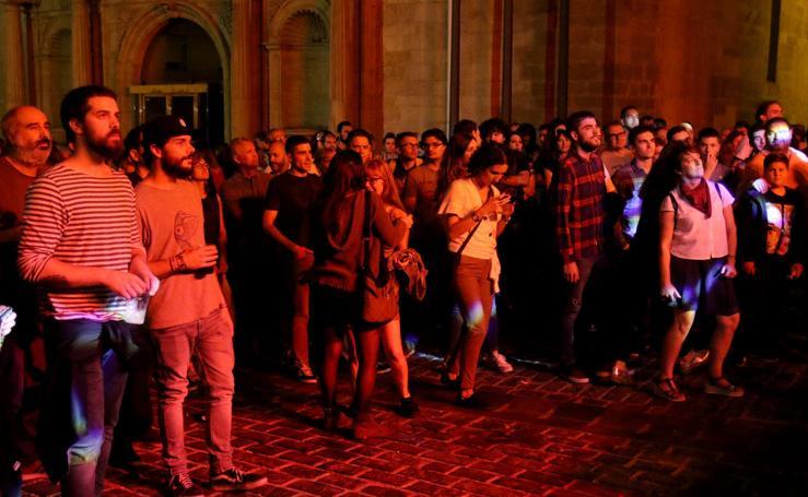 Los conciertos del Parrilla Rock, en la plaza del Parlamento
