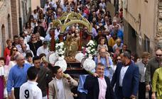 El primer mosto de Rincón de Olivedo, para la Virgen
