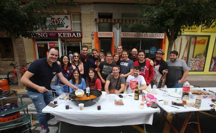 El 'XII Concurso de Calderetas' reúne a 120 grupos
