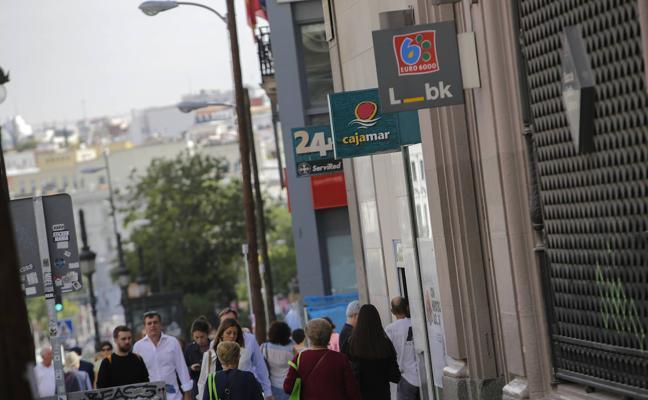 Los impagos de créditos, en su menor nivel desde que comenzó la crisis hace 10 años