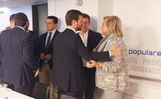 Dimite la presidenta del PP de Asturias y Casado le pide que ayude en Madrid a las elecciones