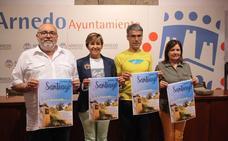La iniciativa 'El Camino por etapas' recorrerá una desde Arnedo cada domingo de los próximos cuatro meses
