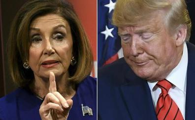 Los demócratas inician el proceso para destituir a Trump por las presiones a Ucrania