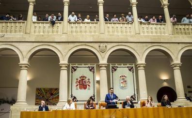 Los periodistas y el Parlamento abren un diálogo sobre la cobertura de plenos