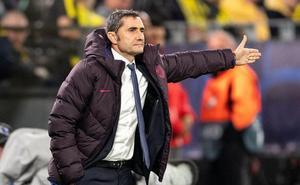 Serio examen al Barça y a Valverde en el Camp Nou