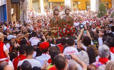 Una procesión de emoción y reivindicación