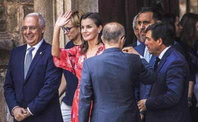 La Reina inaugura en San Millán el Seminario Internacional de Lengua y Periodismo el 3 de octubre