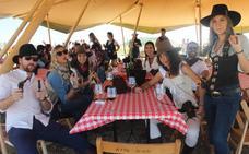La XV edición del Vintae Wine Fest congrega en San Vicente a más de 400 personas