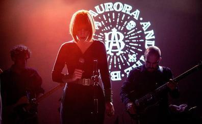 Aurora&The Betrayers tocan en La Vieja Bodega
