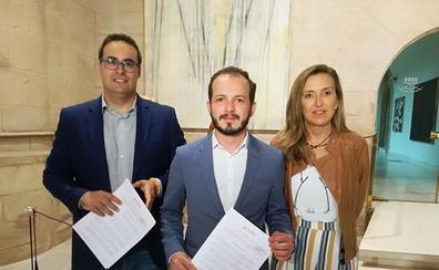 Ciudadanos quiere vuelos desde Logroño a Madrid y Barcelona por OSP