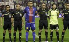 «No noté nada raro», dice el árbitro del Levante-Zaragoza de 2011