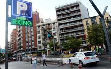Los parkings piden que se den más facilidades al aparcamiento para los grandes comercios