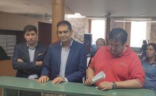PP y Muévete Santo Domingo han registrado la moción de censura para desbancar a PSOE e IU