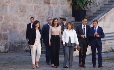 Doña Letizia abre en San Millán el debate sobre la ética en la inteligencia artificial