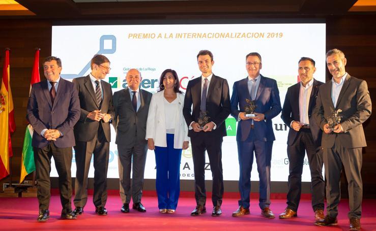 Premios a la Internacionalización 2018 de la Cámara de Comercio