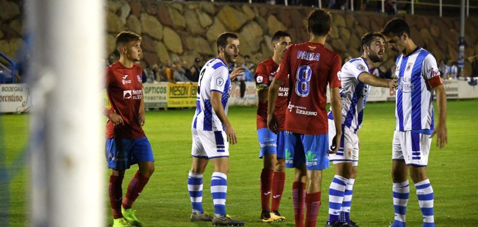 Carralero decide para el Calahorra