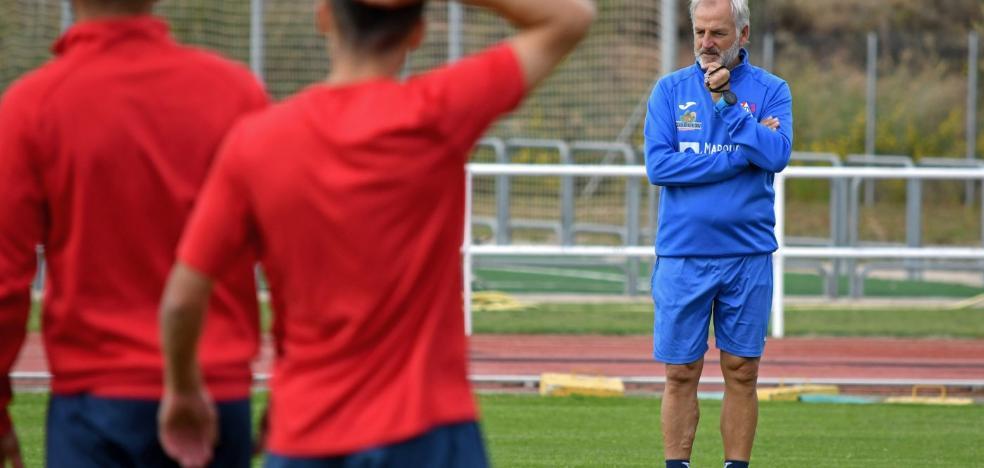 «Llegará un mejor fútbol, pero ahora nos interesan los resultados»