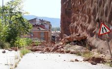Cuevas culpa al alcalde de Nájera de no ejecutar la partida presupuestada para Peñaescalera