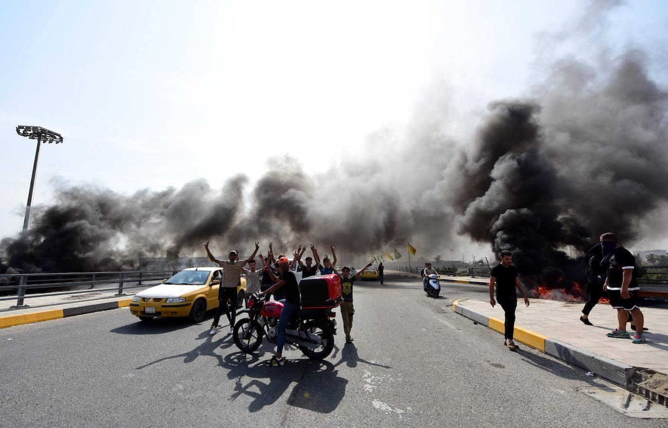 El gobernador de Bagdad presenta su dimisión tras los últimos disturbios