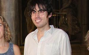 El profesor riojano Pablo Ijalba Pérez, nominado a mejor docente de España