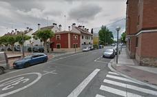 Herido un hombre de 67 años al ser atropellado en Logroño