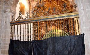 La Diócesis restaurará el mural del 'balcón simulado' de la capilla del Pilar
