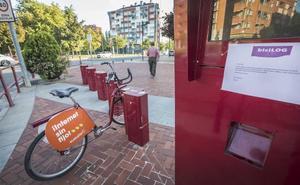 Las bicicletas del servicio municipal de préstamo vuelven a pedalear