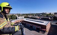 Los bomberos, al rescate