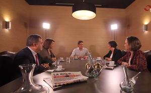 Cuatro cafés, tres partidos: una charla entre diputados