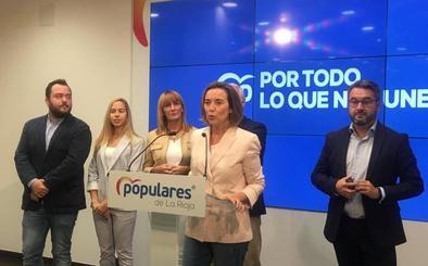 El PP riojano opta por candidaturas «de experiencia probada» para el 10N