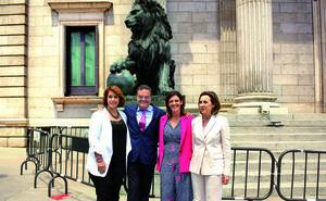 Cinco parlamentarios riojanos pedirán los 7.200 euros de indemnización hasta el 10-N