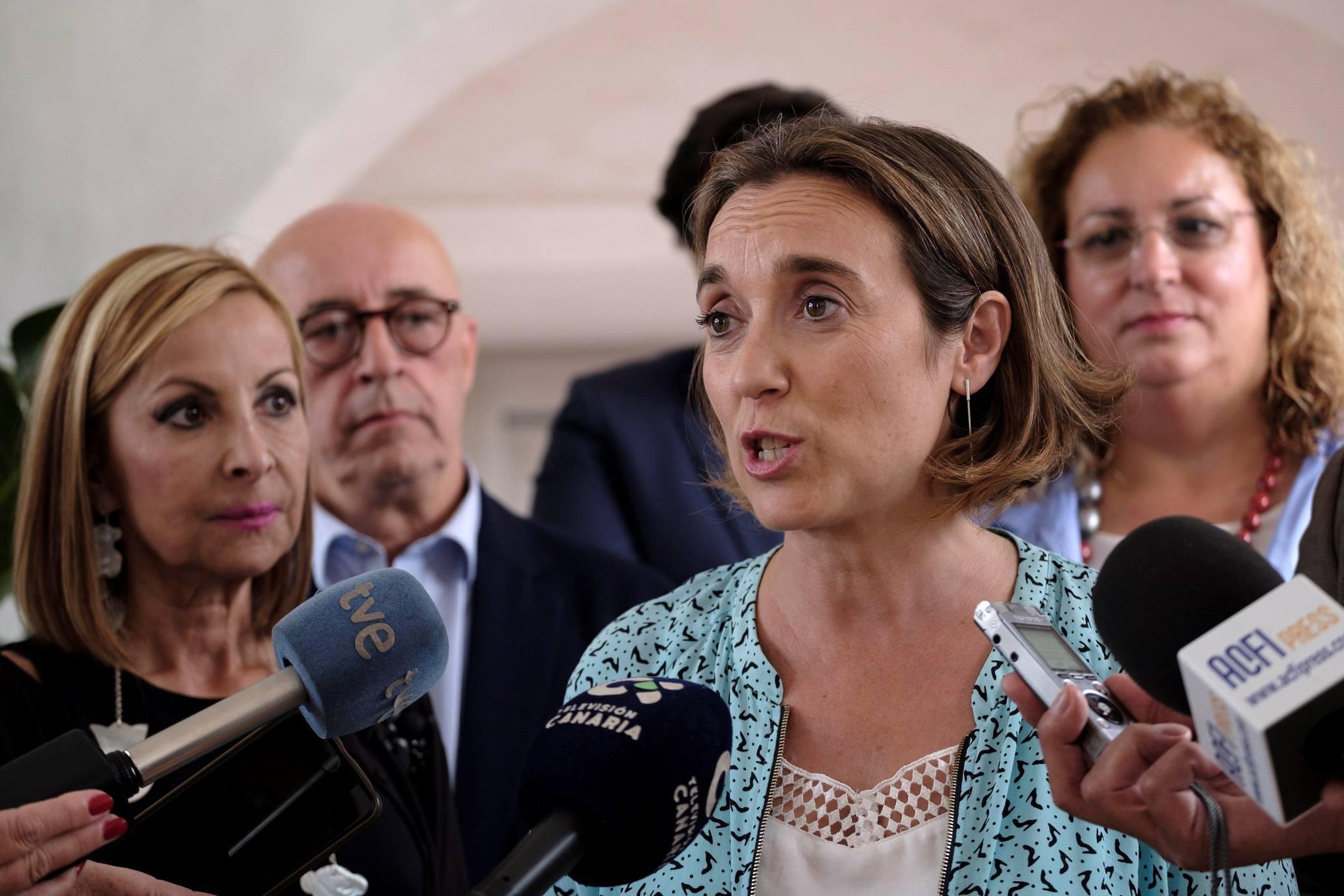 Gamarra reclama a Sánchez que «no se haga electoralismo con las pensiones»