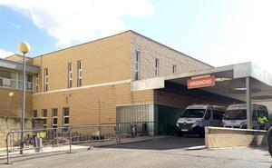 El hospital de Calahorra cuenta ya con la licencia para reformar las Urgencias