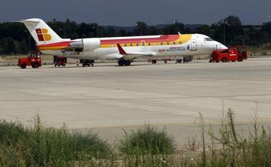 Air Nostrum prorroga los vuelos desde Agoncillo a Madrid hasta el 13 de febrero