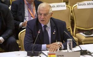 Borrell, Alto Representante