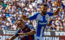 Competición se declara incompetente ante la impugnación del Leganés-Levante
