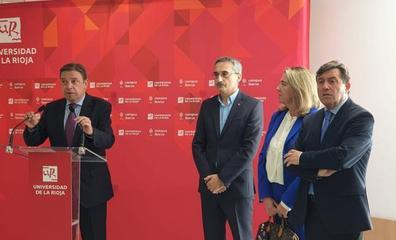 Planas confía en Logroño en lograr «un arreglo, aunque sea imperfecto» en relación a la subida de los aranceles
