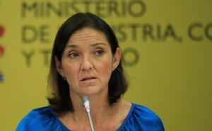 La ministra de Comercio cancela su visita a La Rioja por motivos de agenda