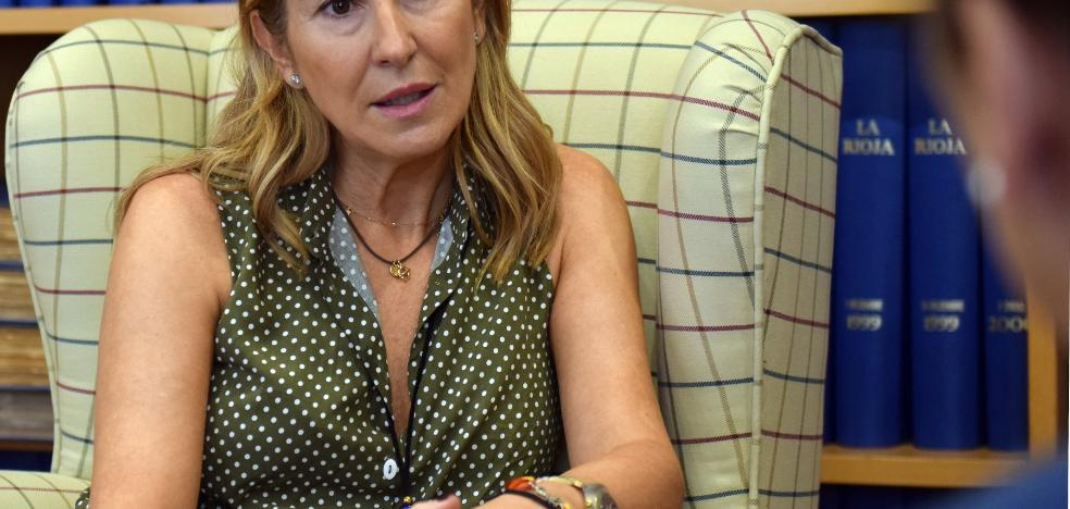 «El 10-N vamos a salir a por los tres senadores y dos diputados en La Rioja»