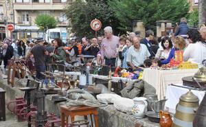 Haro acoge este domingo la VIII Feria de antigüedades
