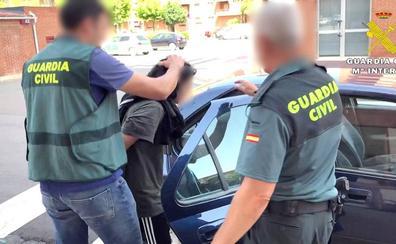 La Guardia Civil realizó 64.508 servicios entre enero y septiembre en La Rioja