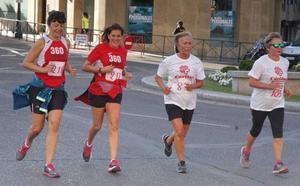 Cáritas celebrará el 27 de octubre su sexta 'Carrera Solidaria' por el casco urbano