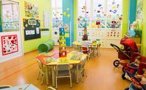 Las chiquibecas se destinarán este curso a 767 niños de 0 a 2 años
