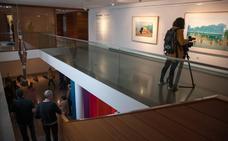 Sculto «rompe moldes» en el Museo de La Rioja con una obras del MUSAC