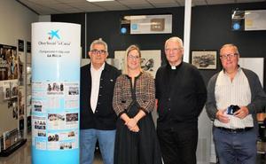 La Caixa entrega una ayuda de 6.000 euros a Cáritas Interparroquial de Nájera