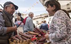 XVII Feria ganadera y de artesanía agroalimentaria de Ojacastro
