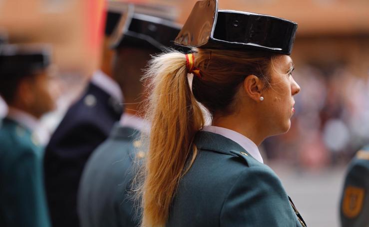 La Guardia Civil celebra a su patrona, la Virgen del Pilar