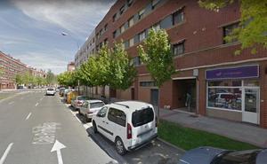 Sofocado un incendio en un merendero de la calle Portillejo de Logroño