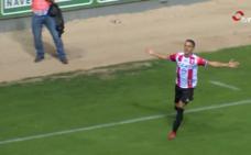 Vídeo: cuatro goles para un convincente triunfo blanquirrojo